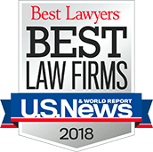 Logo of U.S. News y Best Lawyers
